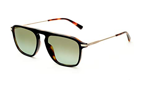 Occhiali da sole Etnia Barcelona RODEO DRIVE SUN BLACK/GREEN SHADED uomo