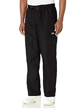 Cherokee Men s Originals Cargo Scrubs Pant Black Large