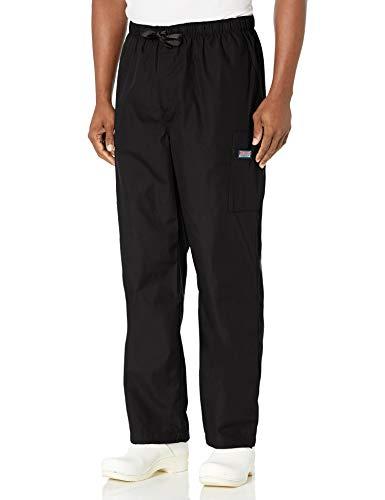 Cherokee Men's Originals Cargo Scrubs Pant, Black, X-Large