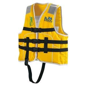 ocean life(オーシャンライフ) 国土交通省型式承認ライフジャケット 小型船舶小児用救命胴衣 Jr-1S型 Sイエロー