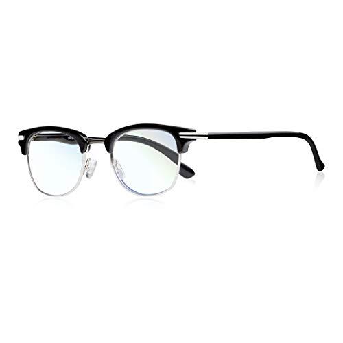 PC-brille, Computerbrille, Gleitsicht Bildschirmbrille, Blaulichtfilter, Raumbrille (+2,00dpt)