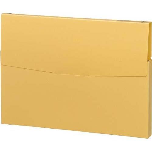 コクヨ ケースファイル 高級色板紙 A4縦 黄 30冊