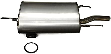 Stainless Steel Muffler Fits 1992-1996 TOYOTA CAMRY