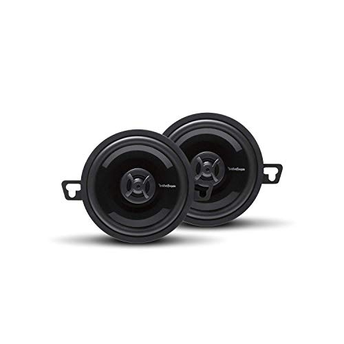 "Rockford Fosgate Punch 3.5"" Coaxial Speakers (P132)"