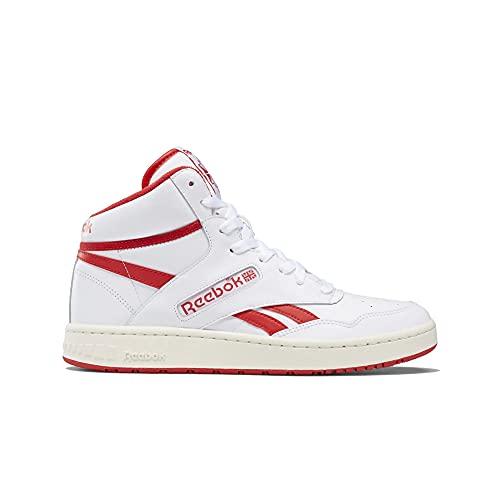 Reebok Hombre BB 4600 Zapatos de Baloncesto Blanco, 40.5