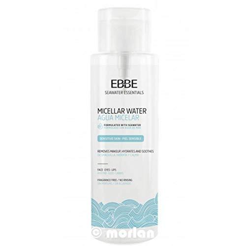 EBBE Agua Micelar Piel Sensible, 400ml