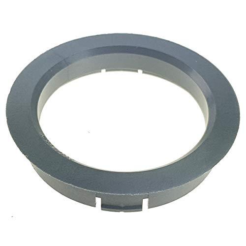 Carbonado 64,0-54,1 Bague de centrage en Plastique pour Jantes en Aluminium et Plastique
