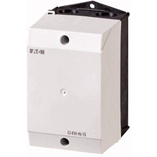 Eaton 105853 Isolierstoffgehäuse CI-K1H, H x B x T = 120 x 80 x 95 mm, Tragschiene, Hartspiegelausführung