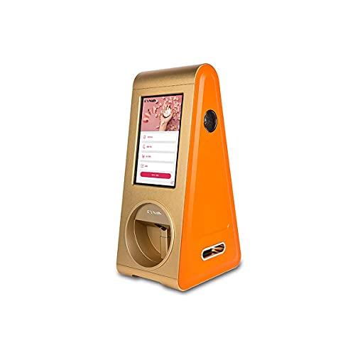 XINTONGSPP Impresora de Arte de uñas, Impresora de Clavos Digitales 3D, Impresora automática de uñas, Puede Imprimir el patrón Que Desea Adecuado para el salón de uñas