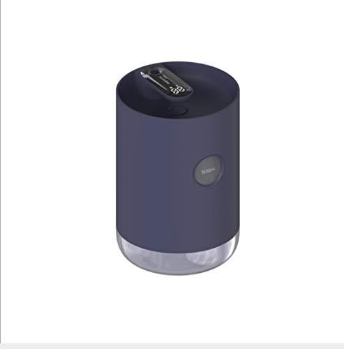 N\A Diffuser Humidifierusb Wiederaufladbare Luftbefeuchter Büro Zu Hause Große Kapazität Luftbefeuchter Schwarz