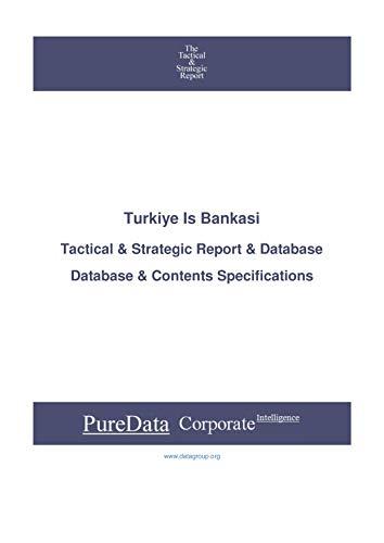 Turkiye Is Bankasi: Tactical & Strategic Database Specifications - Frankfurt...