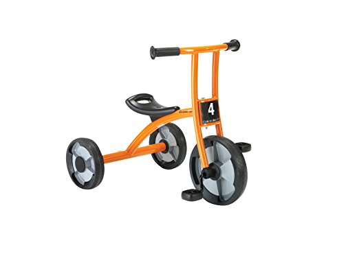 Childcraft - 1398980 Tricycle, 12 inches Seat Height, Orange