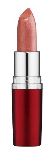 Maybelline New York Make-Up Lippenstift Moisture Extreme Lipstick Sweet Nectarine / Glänzendes Orange-Rot mit melonigem Duft, 1 x 5 g