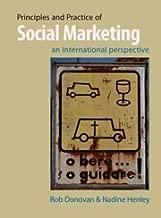 مبادئ و ممارسة الاجتماعية التسويق: دولية منظوري