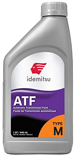 Idemitsu - 30040092-75000C020 ATF Type M (M3/M5) Automatic Transmission Fluid for Ford/Mazda - 1 Quart