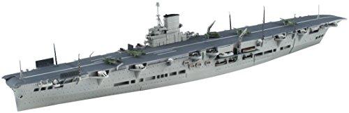 青島文化教材社 艦これプラモデルシリーズ No.38 艦娘 航空母艦 アークロイヤル 1/700スケール プラモデル