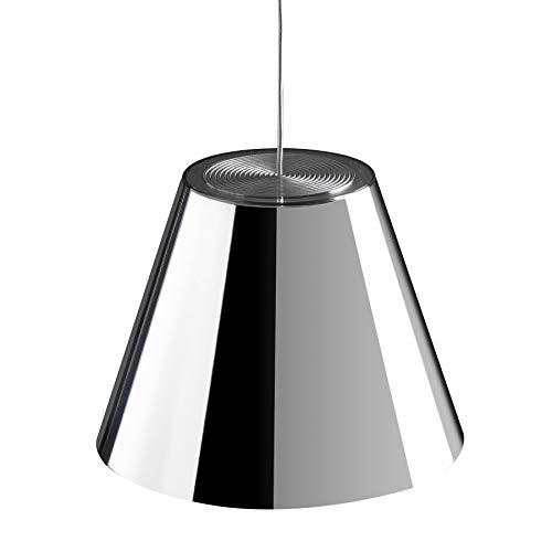 Rotaliana - Lámpara de techo Rotaliana Dina H1 - Cromo