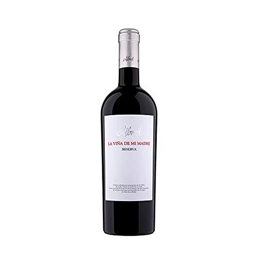 Vino Tinto Albret'La Viña de Mi Madre' de 75 cl - D.O. Navarra - Bodegas Albret (Pack de 1 botella)