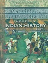 Themes in Indian History Part - 2 for Class - 12 with Free Car Anti Slip Mat WORTH Rs. 149