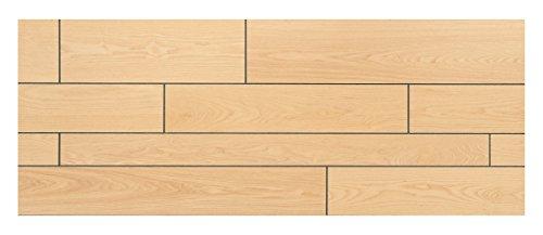 大建工業 銘木合板 ブロック 5B タモ 2×8尺 10枚入り WM1508-26-S