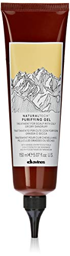 Davines - Natural Tech Purifying Gel (For Scalp With Oily Or Dry Dandruff) 150Ml/5.07Oz - Soins Des Cheveux