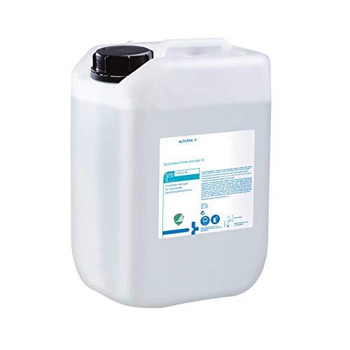Schülke Spülmaschinenreiniger A Reiniger Geschirrreiniger Flüssigreiniger, chlorfrei, 12,5 kg