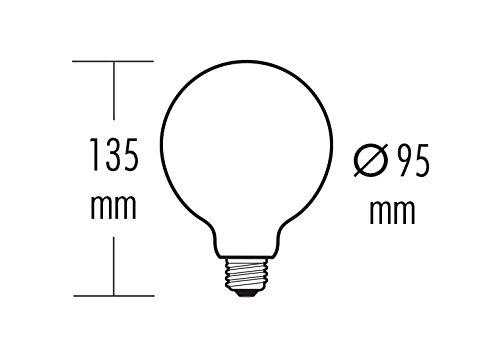 greenandco TM-G95-5W-E27-SPIRAL-A-mg