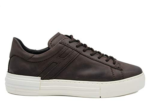 Hogan Sneaker Herren Rebel Brown Skin HXM5260CW02PX6S810