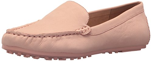 Aerosoles Women's Over Drive Loafer, Pink Nubuck, 8 M US