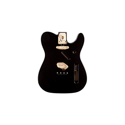 FENDER™ CLASSIC SERIES 60'S TELECASTER® SS ALDER BODY VINTAGE BRIDGE MOUNT - BLACK