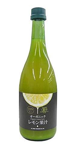 有機レモン果汁 720ml