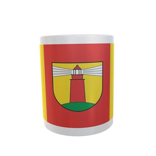 U24 Tasse Kaffeebecher Mug Cup Flagge Bastorf
