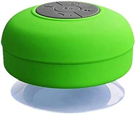 LAKD Altoparlante Bluetooth Mini Wireless Bluetooth Altoparlante Vivavoce Auto Impermeabile Bagno Ufficio Spiaggia Stereo Subwoofer Altoparlante Musicale con Aspirazione Verde Erba - Trova i prezzi più bassi