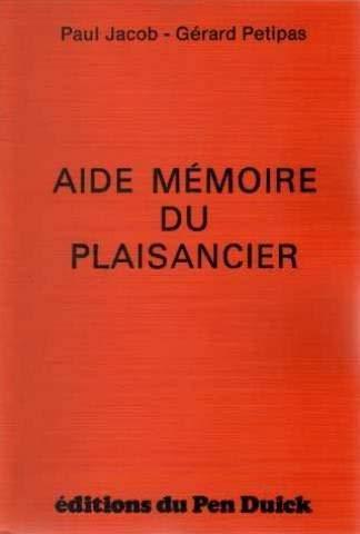 Aide-mémoire du plaisancier