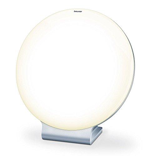 Beurer TL 50 Tageslichtlampe zur Simulation von Tageslicht, zertifiziertes Medizinprodukt für mehr Wohlbefinden