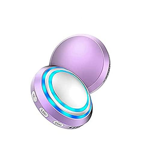 HRTX Aparato Facial Ultrasonido,Aparato Facial Antiarrugas Terapia De Luz Radiofrecuencia,Aplicar para Anti-Arrugas Anti-acné Apriete De La Limpieza Facial