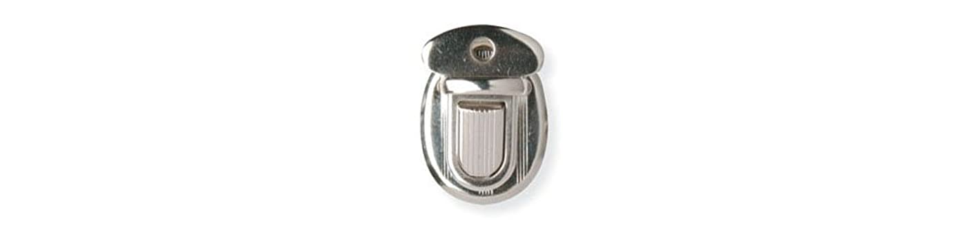 Tandy Leather Tuck Catch-Lock Nickel 11507-00