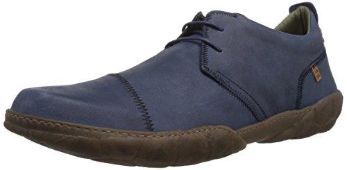 El Naturalista Turtle, Zapatos de Cordones Brogue Hombre, Azul (Ocean Ocean), 40 EU