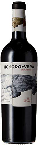 Gil Family Estates Honoro Vera Vino Tinto Monastrell Joven - 750 ml