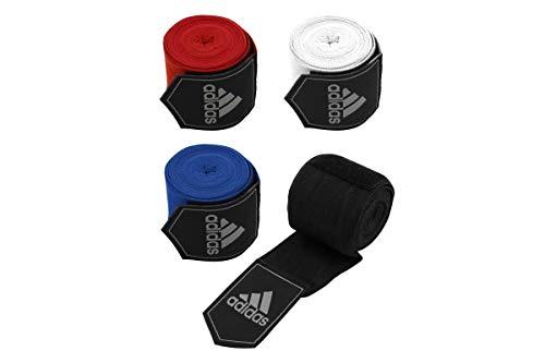 adidas Bandagen Boxing Crepe Bandage, white, 2 x 350cm, adibp03