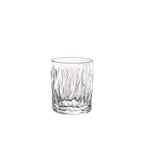 Bormioli Rocco 580511BAC121990 - Vaso de agua (6 unidades), transparente