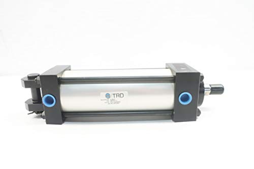 BIMBA CYL-9239970 TRD Double Acting Pneumatic Cylinder 3-1/4IN 1/2IN 250PSI 7IN