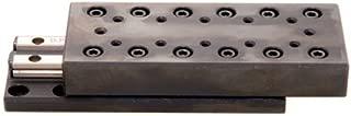 105mm L 6mm H 18 Rollers 12mm W THK VR Steel Cross Roller Guide VR2-105HX18Z 64mm Stroke