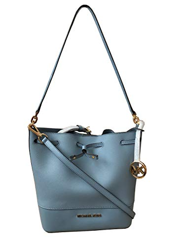 """100% Leather ; Pale Gold-Tone Hardware Exterior Details: Back Slip Pocket Interior Details: Back Slip Pocket unlined; Magnetic Snap Fastening 11""""W X 9.5""""H X 5""""D ; Shoulder Strap Drop: 10"""" ; Adjustable & Removable Strap: 9""""-20"""""""