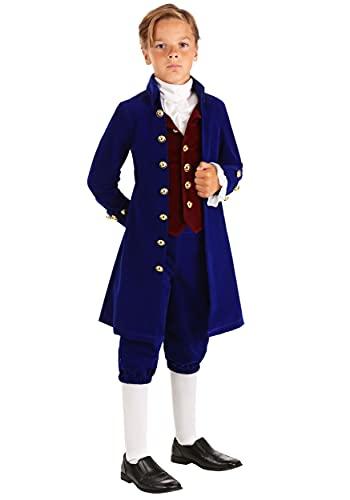 Boy's Thomas Jefferson Costume Small