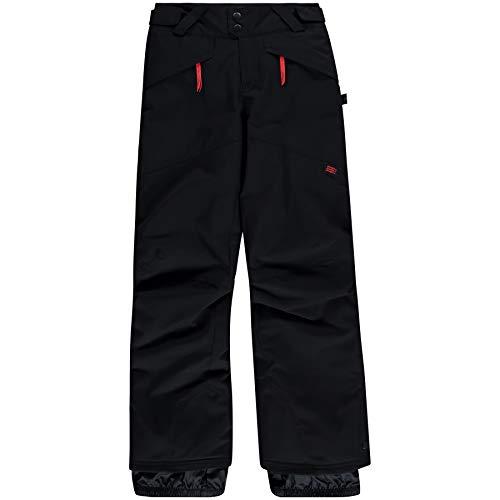 O'Neill Jungen Anvil Pants Snow, Black Out, 164
