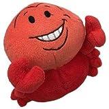 Disney Princess Little Mermaid Small Sebastian Crab Plush Pal, Stuffed Figure 3.5'