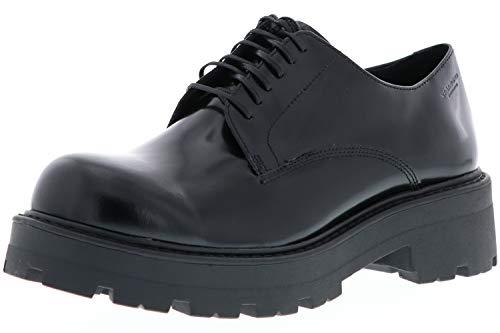Vagabond Cosmo 2.0 504-201-20 Damen Halbschuhe Plateau schwarz, Größe:39, Farbe:Schwarz
