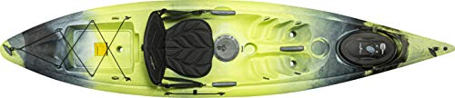 Ocean Kayak Venus 11 One-Person Women's Sit-On-Top Recreational Kayak, Lemongrass Camo, 10 Feet 8 Inches