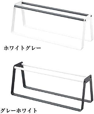東谷(Azumaya-kk) スリッパラック ホワイト 幅46×奥行き15.5×高さ17(cm) スリッパラック LFS-090WHG
